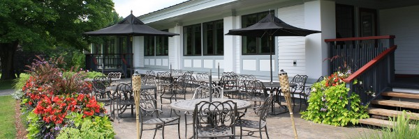 baxters restaurant outdoor dining