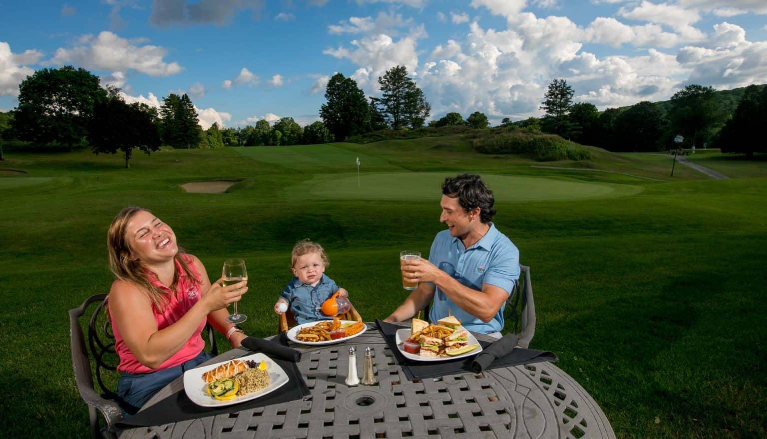 Baxters Rutland Club Dining